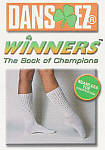 Dans-ez Winners Seamless Bubble Socks with CoolMax and Lycra