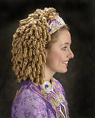 Youngblood Irish Dance Wigs 6