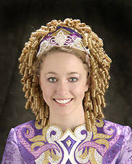 Youngblood Irish Dance Wigs 113