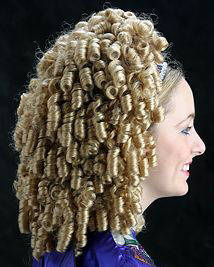 Youngblood Irish Dance Wigs 100