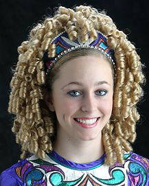 Youngblood Irish Dance Wigs 111